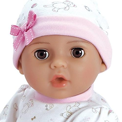 Adora Adoption Baby 16 Newborn Weighted Body Doll Toy Gift with Close 3 Year and