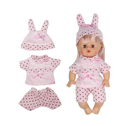 Huang Toys PCS Lovely Baby Doll Reborn Dress for Alive Lovely Baby Doll with Shoes