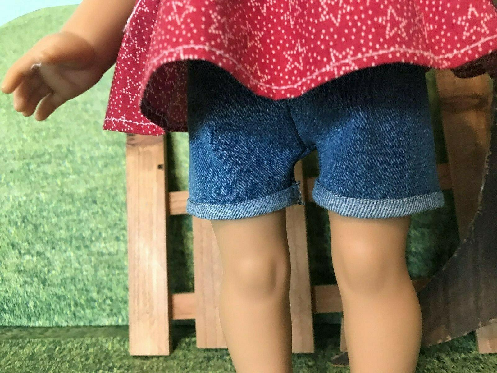 American Girl fitting of set, 18 doll