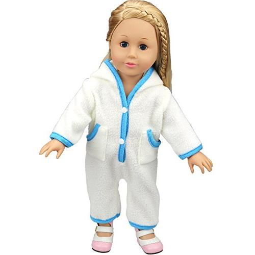 Clothes Custom Design Pajamas Outfit 18 Inch