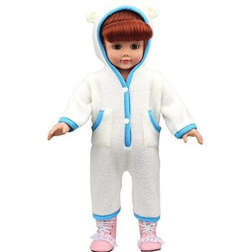 amofiny cute doll pajamas custom