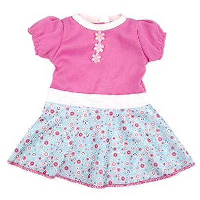 baby doll dress clothes custom design flower