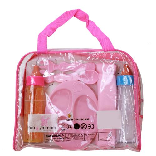 Baby Doll Care Set, Juice & Magic A Bag