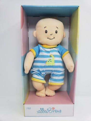 baby stella boy soft first baby doll