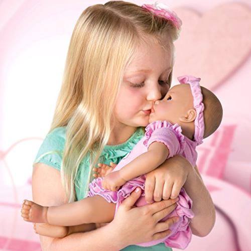 Adora Girl 3 Play Gift for Toddlers Soft Huggable Vinyl