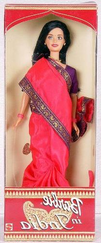 Barbie in India -