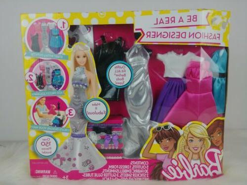 Tara Toys Barbie Be A Fashion Designer Doll