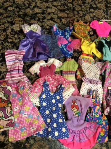 Barbie Doll Clothes - Dresses - Mattel