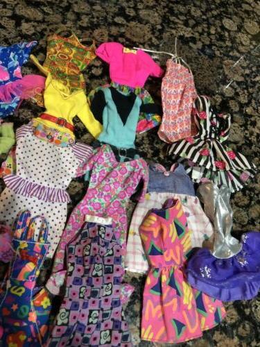 Barbie Doll Clothes - Dresses -