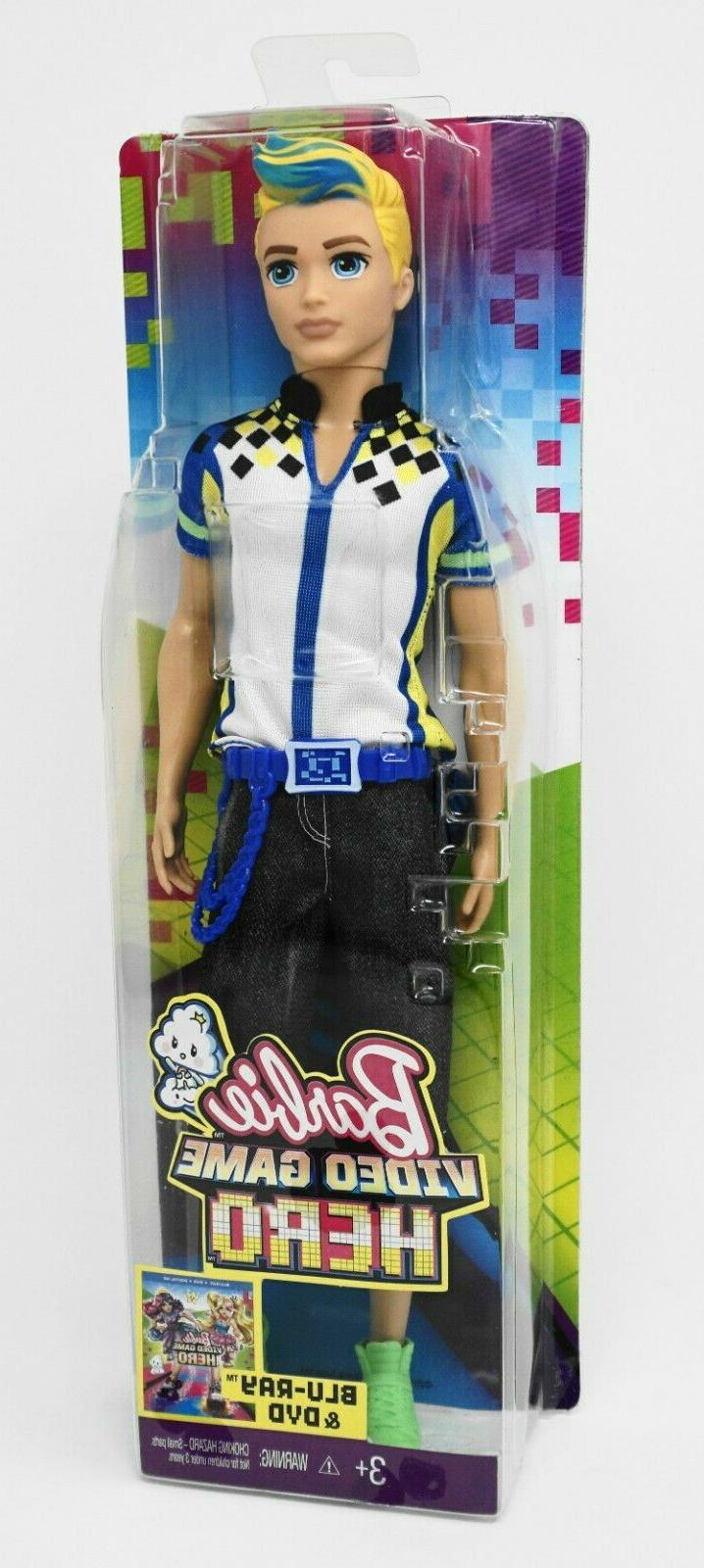 Barbie Ken Doll Video Game Hero New for 2017