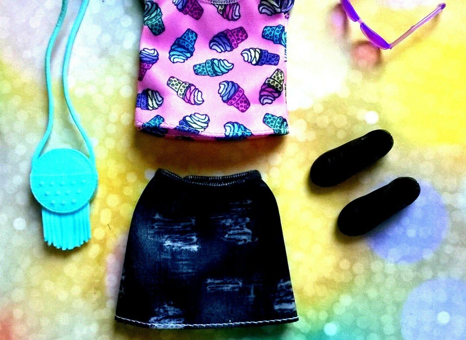 💛Barbie Skipper Doll accessories