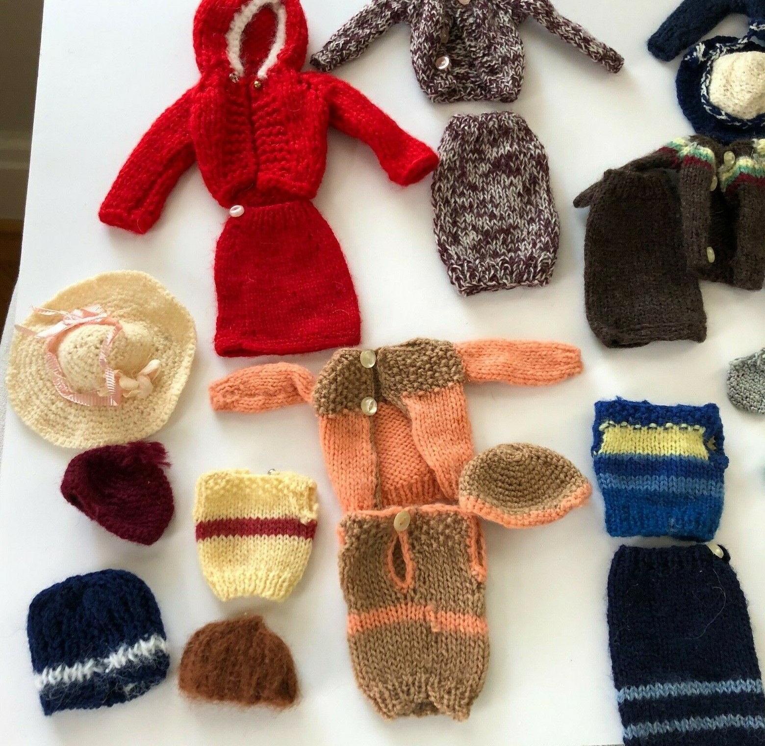 skirt & sWeater sets, 7 crocheted