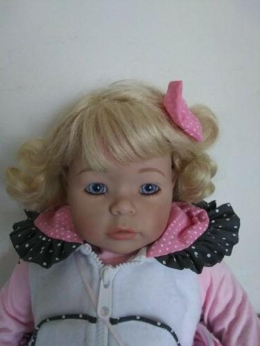Beautiful Doll Cloth And Wearing Original Clothes