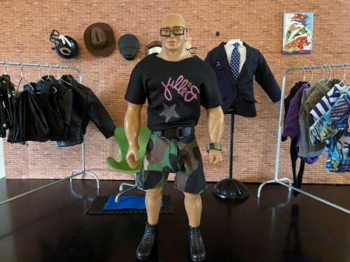 billy gay doll 22 outfit only doll