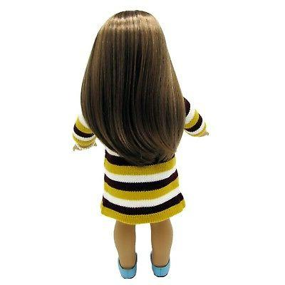 Sweater Fits Girl Doll More