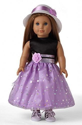 black light purple party dress