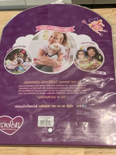 BRAND NEW CLOTHES FOR DOLLS NEW SEALED