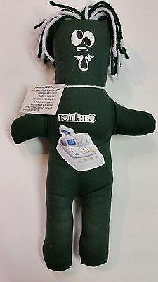 CASHIER FRUSTRATION DOLL dammit Stress Relief dolls Occupati