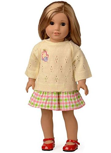 sweet Gift 5PC Doll 18 Inch American Doll