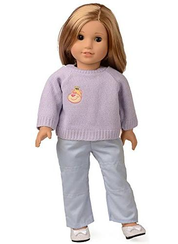 sweet 5PC 18 Doll