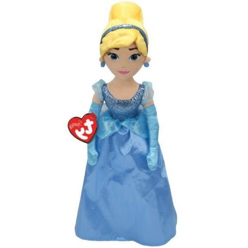cinderella cloth plush doll 20 inches new
