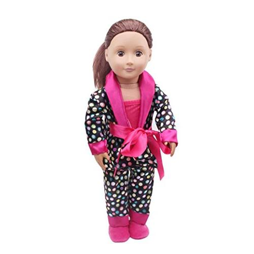 WensLTD Clearance! Lovely Pajamas Clothes for Our Dolls