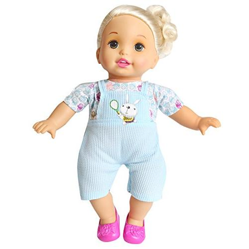 BOBO clothes of 6 For Inch Alive Clothes Dolly Handmade Girl Christmas Birthday