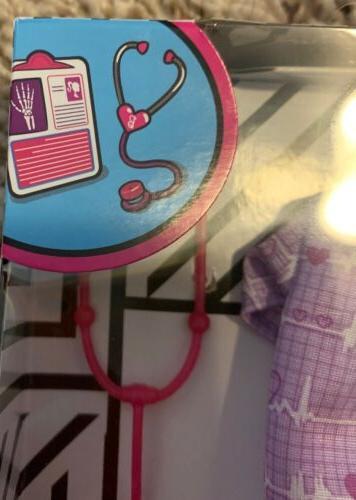 Barbie Clothes: Career for Scrubs