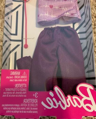 Barbie Clothes: for Barbie Scrubs