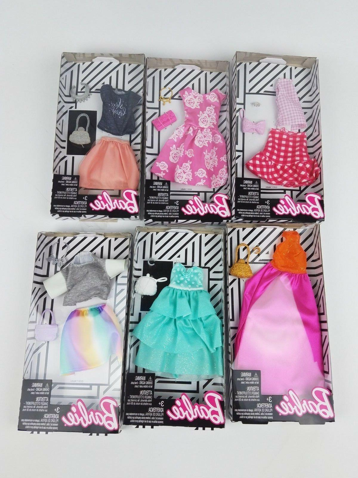 Barbie Complete clothing 2 may
