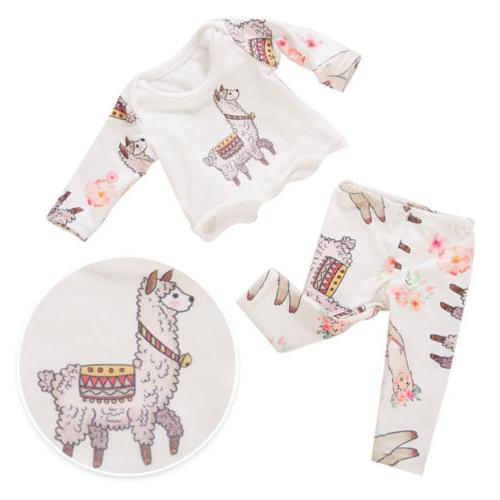 Cute Pajamas Doll Clothes for Inches Gift