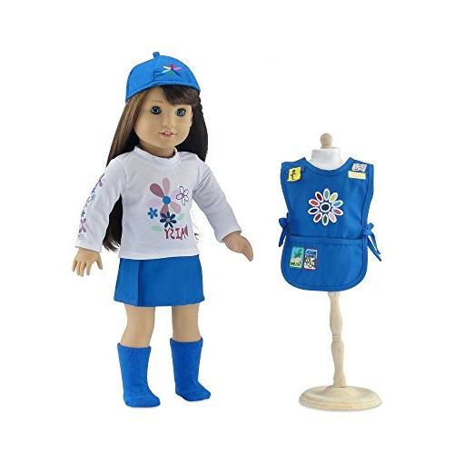 daisy girl scout t tunic