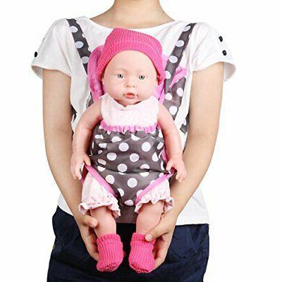 doll carrier storage bag backpack