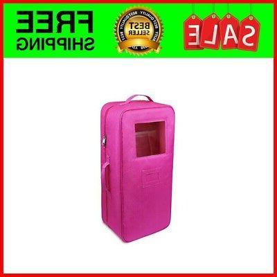 doll case carrier backpack