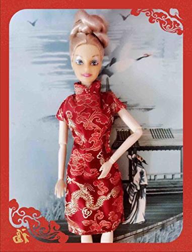 elegantstunning Cheongsam Dress for