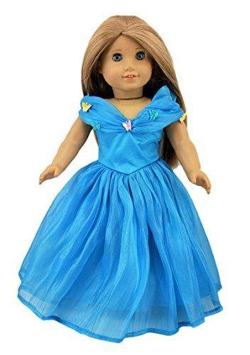 doll cinderella dress