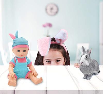 "ARTST, Clothes, 12"" Baby Doll Clothes, 6 Sets Hats"