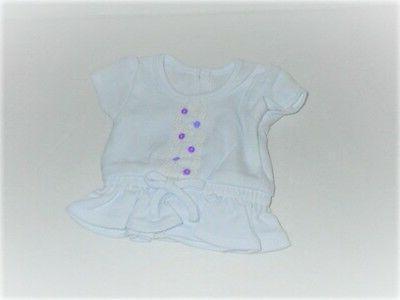 Doll Clothes Capri Top