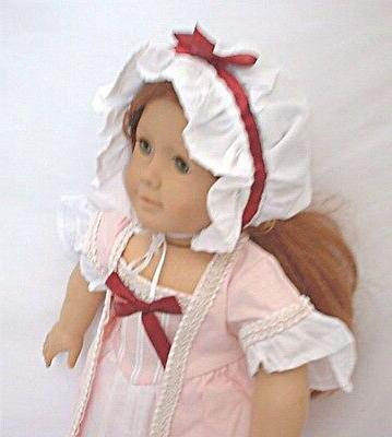 "Doll 18"" Colonial Girl"