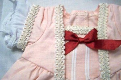 Doll Colonial Dress Pink Girl