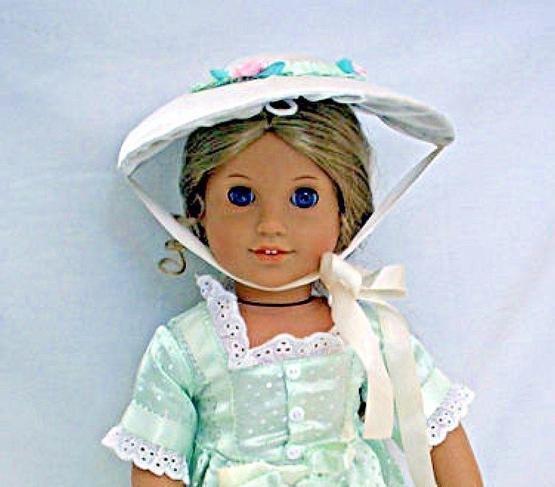 Doll Clothes Colonial Party Summer Fits American Girl Dolls