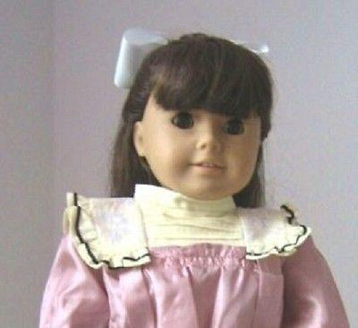 "Doll Clothes 18"" Victorian Mauve Fit"