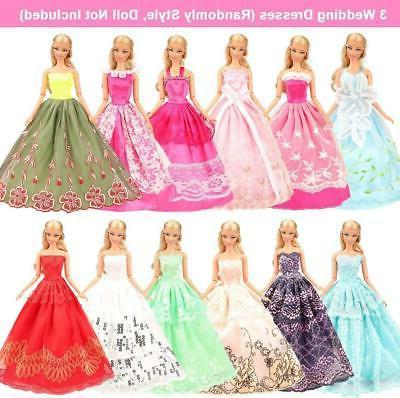 BARWA Doll Fashion Dress Tops 5 Wedding