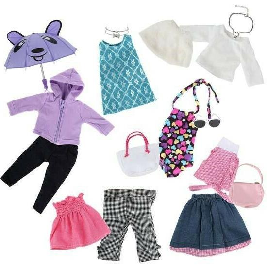 DOLL ACCESSORIES FITS 18