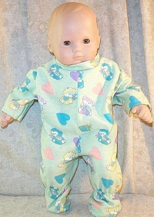 "Doll Clothes 2 Girl 15"" Bears"