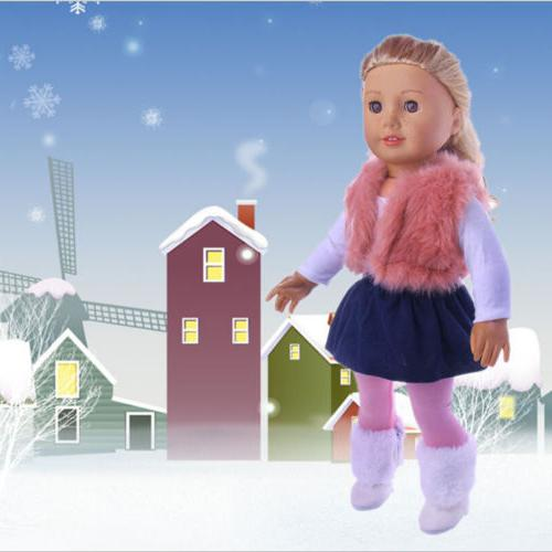 Doll Clothes Pajames inch American Girl Accs