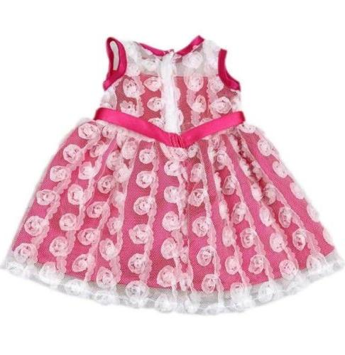 AOFUL Doll Dress, Pink Pretty Summer Fits Dolls