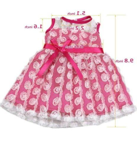 AOFUL Doll Pink Pretty Fits