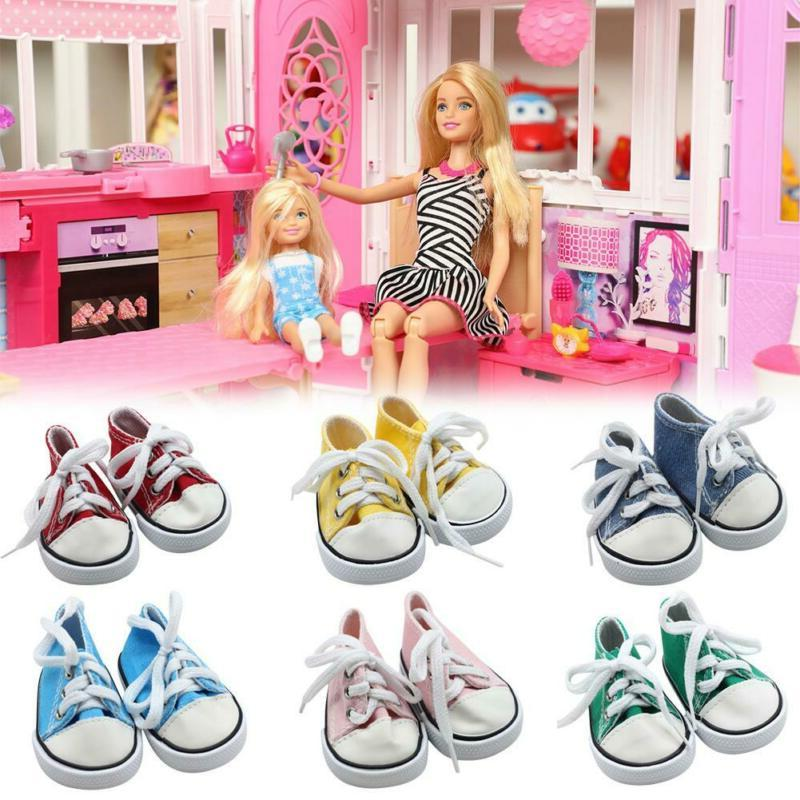 Doll Clothes fits American Girl Sneakers New