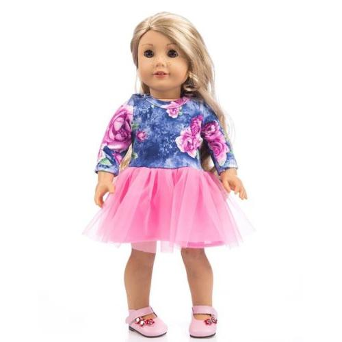 Doll Clothes Inch Generation Outfits Accs